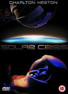 Solar Crisis - British DVD movie cover (xs thumbnail)