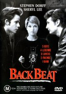 Backbeat - Australian DVD cover (xs thumbnail)