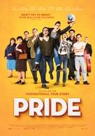 Pride - Swiss Movie Poster (xs thumbnail)