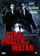 New Town Killers - Brazilian Movie Poster (xs thumbnail)
