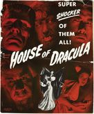 House of Dracula - poster (xs thumbnail)