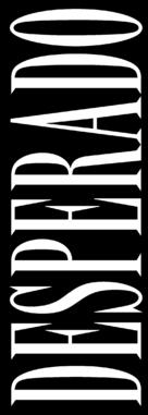 Desperado - German Logo (xs thumbnail)
