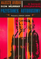 Bus Stop - Polish Movie Poster (xs thumbnail)