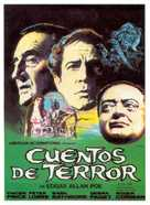 Tales of Terror - Argentinian Movie Poster (xs thumbnail)