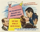 Mr. Blandings Builds His Dream House - Theatrical poster (xs thumbnail)