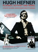Hugh Hefner: Playboy, Activist and Rebel - Video release poster (xs thumbnail)