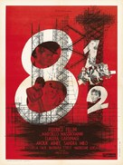 8½ - French Movie Poster (xs thumbnail)