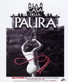 Casa della paura, La - Italian Movie Cover (xs thumbnail)