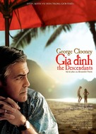 The Descendants - Vietnamese Movie Poster (xs thumbnail)