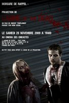 Cabine of the Dead - French Movie Poster (xs thumbnail)