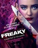 Freaky - Italian Movie Poster (xs thumbnail)