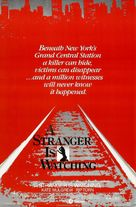 A Stranger Is Watching - Movie Poster (xs thumbnail)