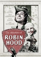 The Adventures of Robin Hood - Movie Cover (xs thumbnail)