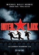Hotel Lux - German Movie Poster (xs thumbnail)