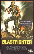 Blastfighter - Finnish VHS cover (xs thumbnail)
