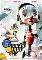 Pinocchio 3000 - Spanish Movie Cover (xs thumbnail)