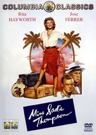 Miss Sadie Thompson - DVD movie cover (xs thumbnail)