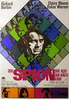 The Spy Who Came in from the Cold - German Movie Poster (xs thumbnail)