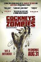 Cockneys vs Zombies - British Movie Poster (xs thumbnail)