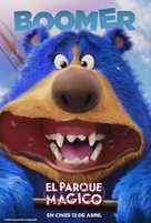 Wonder Park - Spanish Movie Poster (xs thumbnail)