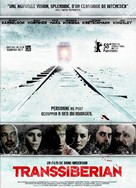 Transsiberian - French Movie Poster (xs thumbnail)