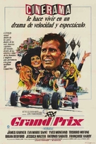 Grand Prix - Argentinian Movie Poster (xs thumbnail)