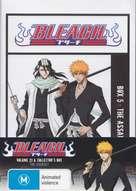 """Bleach"" - Australian DVD cover (xs thumbnail)"