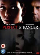 Perfect Stranger - British DVD movie cover (xs thumbnail)