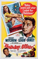 Holiday Affair - Movie Poster (xs thumbnail)