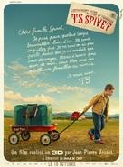 L'extravagant voyage du jeune et prodigieux T.S. Spivet - French Movie Poster (xs thumbnail)