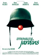 Effroyables jardins - French Movie Poster (xs thumbnail)