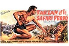 Tarzan and the Lost Safari - Belgian Movie Poster (xs thumbnail)