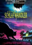 Sleepwalkers - German Movie Poster (xs thumbnail)