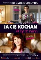 Dan in Real Life - Polish Movie Poster (xs thumbnail)