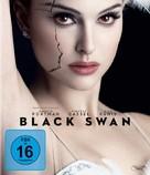 Black Swan - German Blu-Ray cover (xs thumbnail)