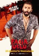 Facia Üçlü - Turkish Movie Poster (xs thumbnail)