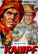 The Long Duel - German Movie Poster (xs thumbnail)