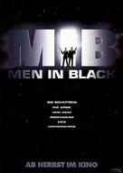 Men In Black - German Movie Poster (xs thumbnail)