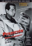 Double Indemnity - Spanish DVD movie cover (xs thumbnail)