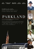 Parkland - Dutch Movie Poster (xs thumbnail)