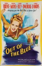 Out of the Blue - British Movie Poster (xs thumbnail)