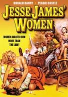 Jesse James' Women - DVD cover (xs thumbnail)