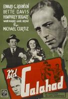 Kid Galahad - Swedish Movie Poster (xs thumbnail)