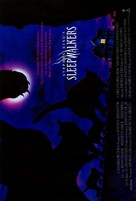 Sleepwalkers - British Movie Poster (xs thumbnail)