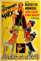 Love Happy - Argentinian Movie Poster (xs thumbnail)