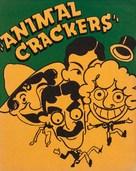 Animal Crackers - British poster (xs thumbnail)