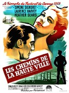 Room at the Top - French Movie Poster (xs thumbnail)