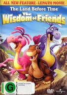 The Land Before Time XIII: The Wisdom of Friends - New Zealand Movie Cover (xs thumbnail)