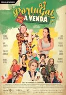 Portugal Não Está à Venda - Portuguese Movie Poster (xs thumbnail)