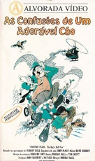 Footrot Flats: The Dog's Tale - Brazilian Movie Cover (xs thumbnail)